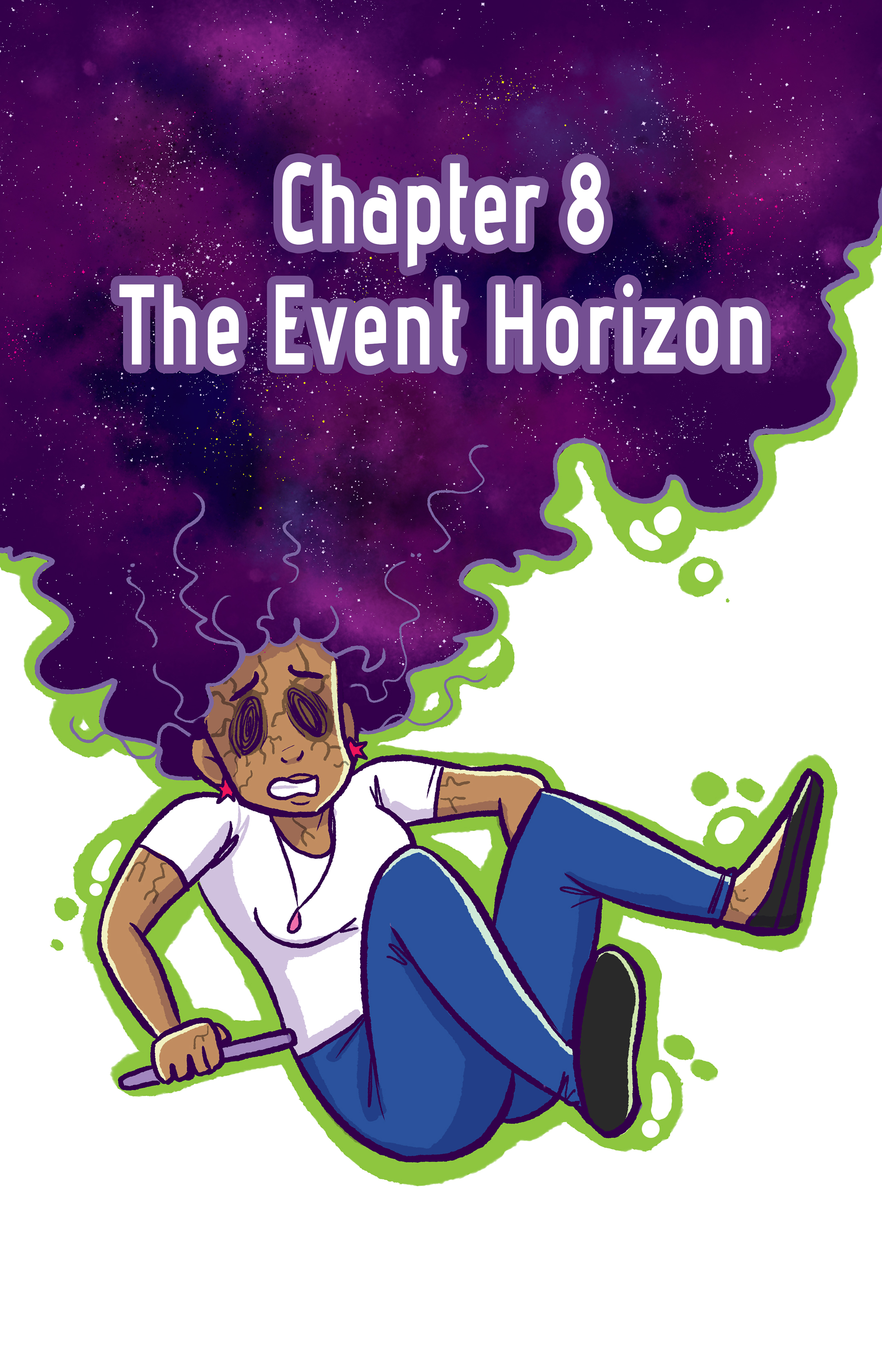 Chapter 8 – The Event Horizon